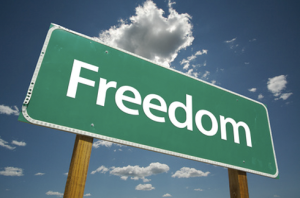 freedom-sign