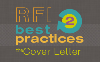 rfi process series cover letter community facts