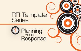 planning your rfi response rfi template series